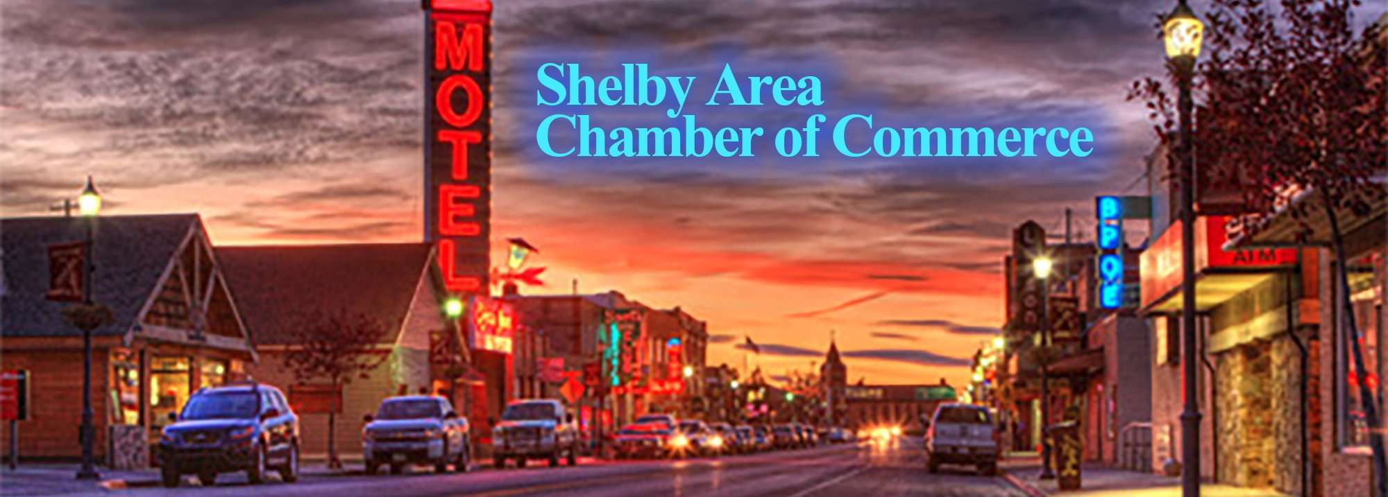 Shelby Chamber Logo